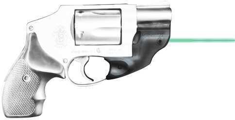 LaserMax Centerfire S&W J-Frame Green Laser Trigger Guard 650nm CFJFRAMEG