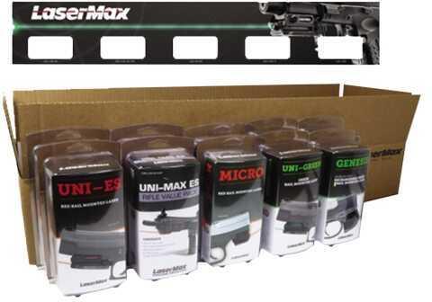 LaserMax BSP-RM Best Seller Package Universal Rail Mounted Laser BSPRM
