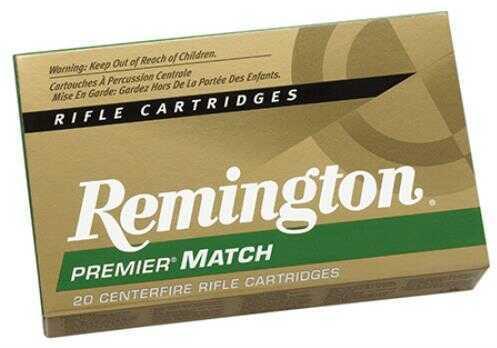 Remington Matched Ammo 30-06 Springfield 168 Gr 300 Box/1Cs