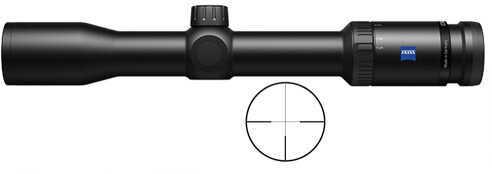 Carl Zeiss Sports Optics Zeiss Duralyt 2-8x42mm 52.2-15.7ft @ 100ft 30mm Tube Dia #6 Black 5254419906