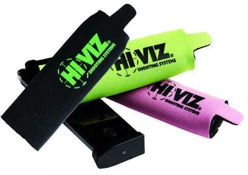 HiViz Sight Systems Hiviz Magazine Cover Neoprene Water Resistant Pink MAGSTOP