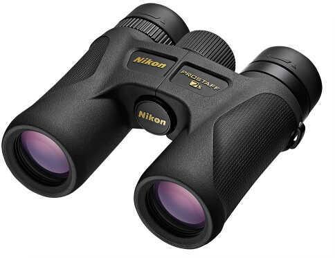 Nikon ProStaff 7 10x 30mm 315 ft @ 1000 yds FOV 15.4mm Eye Relief Black 16001