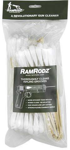 "Ramrodz Barrel Cleaner 38/9mm Cotton Swab 8"" 200 Pack 38200"
