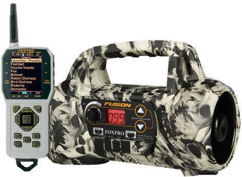 Foxpro Portable Electric Caller Programmable Up to 1000 Calls Skull Camo FUSION