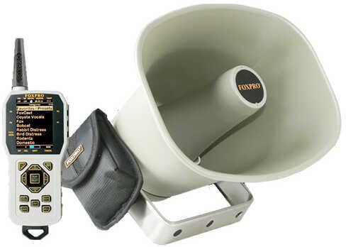 Foxpro Krakatoa II Programmable Electronic Game Caller Gray KRAKATOAII