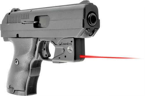 LaserLyte Trigger Guard Mount HI Point Pistol Red Laser/Black Model UTAHAB