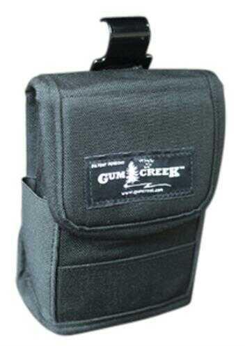 Gum Creek Customs Gum Creek Concealed Vehicle Holster Medium Compact Black GCCCVMHMD