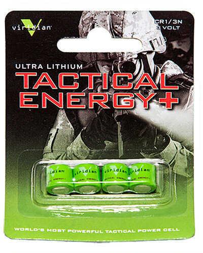 Viridian Weapon Technologies 1/3N 3V Lithium Battery 4 Pack 13N4