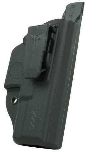 Blade-Tech Holx0090klpg Klipt Inside The Waistband Glock 19/23/32 Injection Molded Thermoplastic Black