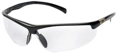 Pyramex Forum Shooting/Sporting Glasses Black/Clear VGSB6610D