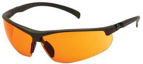 Pyramex PYRA DuSB6640D Du Glasses Blk/Orange