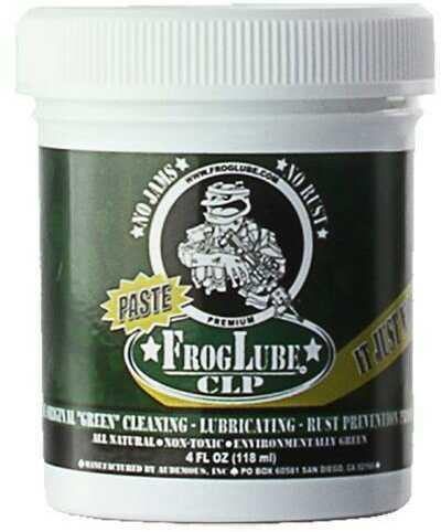Frog Lube FrogLube CLP Paste Jar Cleaner/Lubricant 4 oz 14696