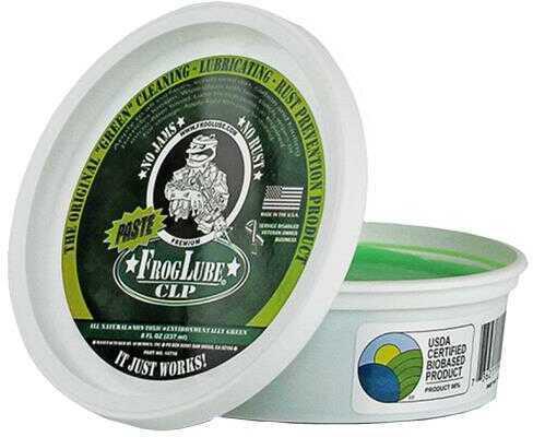 Frog Lube FrogLube CLP Paste Jar Cleaner/Lubricant 8 oz 14716