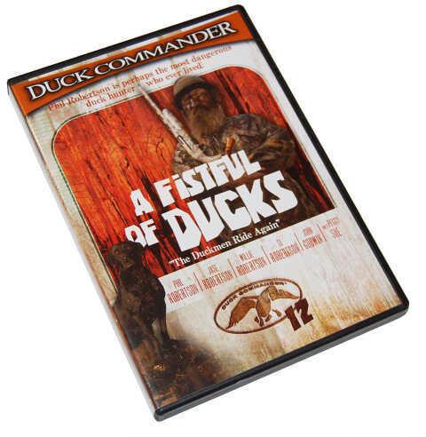 Duck Commander Duckmen 12 - A Fistful of Ducks DVD 61 Minutes 2008 DD12
