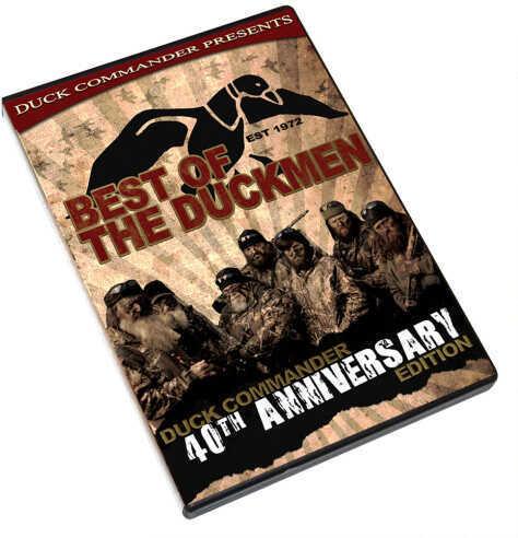 Duck Commander Best of the Duckmen 40th Anniversary DVD 60 Minutes 2012 DDBO2