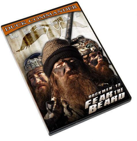 Duck Commander Duckmen 13 - Fear the Beard DVD 55 Minutes 2009 DD13