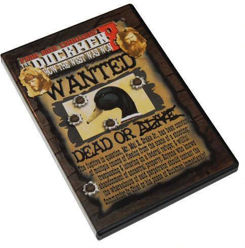 Duck Commander Duckmen 8 - How The West Was Won DVD 64 Minutes 2004 DD8