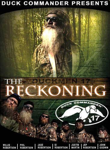 Duck Commander Duckmen 17 - The Reckoning DVD 60 Minutes 2013 DD17