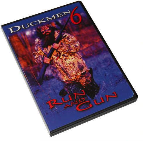Duck Commander Duckmen 6 - Run & Gun DVD 98 Minutes 2001 DD6
