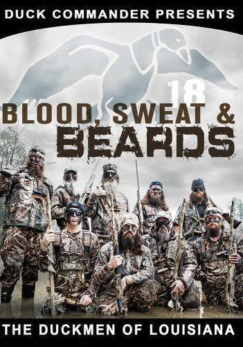 Duck Commander Duckmen 18 - Blood, Sweat, & Beards DVD DD18