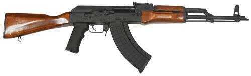 "I.O. Inc. (Inter Ordnance) Rifle I.O. AKM247C AK47 SA 7.62X39 16.5"" Barrel 10+1 Rounds Laminate Wood Stock Black, CA Comp"