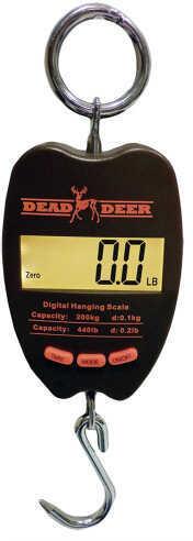 Dead Deer Digital Scale 440 lbs Capacity DDDS