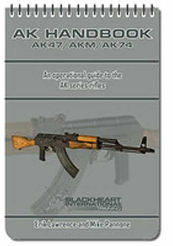 Blackheart Firearms Blackheart AK Series Rifles HAndBook And Training Guide Book BH012007