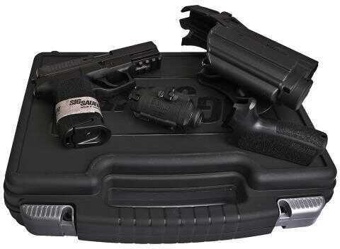 """Pistol Sig Sauer CPACLCA 9mm Luger 3.9"""" Barrel 10 Rounds, California Compliant SP20229BSSTA"""