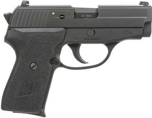 "Sig Sauer P239 MA Comp SA/DA 357 Sig Sauer 3.6"" Barrel 7+1 Rounds Night Sights Synthetic Grip Black Semi Automatic Pistol 239M357BSS"