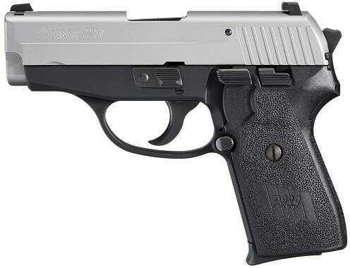 Pistol Sig Sauer 239 Semi-Auto 9mm Luger 7 Rounds 2-Tone Night Sights, MA Compliant 239M9TSS