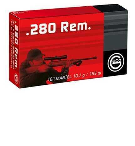 Ruag Ammotec 280 Remington Soft Point 165 Gr 20 Box 258440020