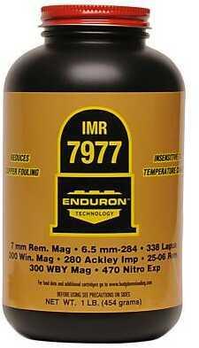 IMR Legendary Powders IMR 7977 Rifle Powder 8Lb
