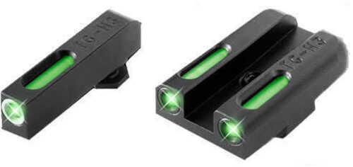 Truglo TFX Glock Low17/19/22/23/24/26/27/33/34/35/38/39 Green 3 Dot TG13GL1A
