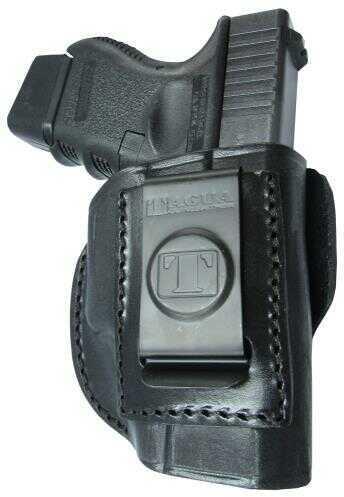 Tagua Iph4300 4 In 1 Inside The Pant Glock 17/22/31 Steerhide Black