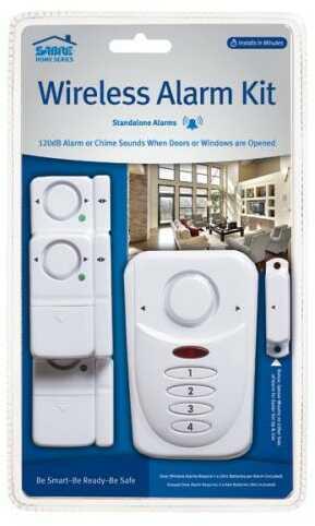Sabre Wireless Alarm Kit Md: HSWAK