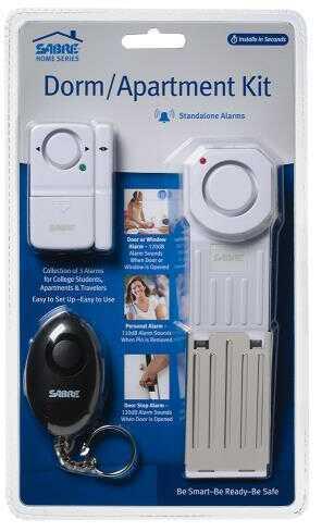 Sabre Dorm/Apartment Alarm Kit Md: HSDAK