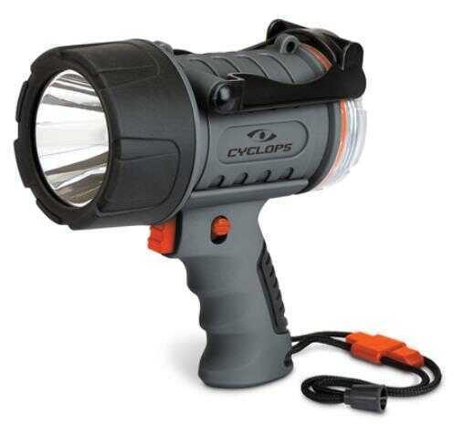 Cyclops Solutions, / GSM Outdoors Cyclops CYC300WP Waterproof LED Spotlight 300 Lumens Lithium Gray