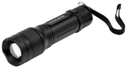 Cyclops Solutions, / GSM Outdoors Cyclops CYCTF300 Tactical Flashlight Tri Mode 300 Lumens AAA (3) Black