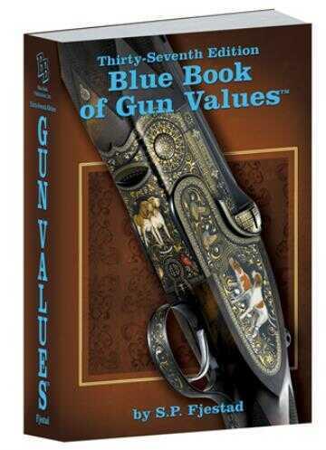 Blue Book 37 Gun Value Book 37th Edition