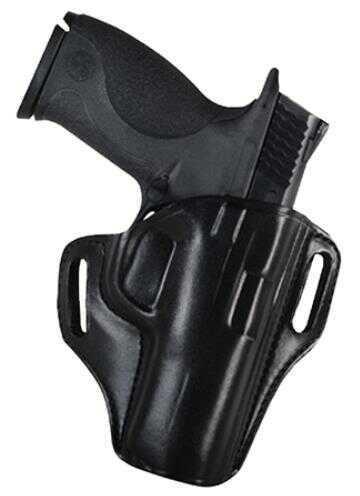 Bianchi Remedy Holster Glock 19,23,32 Black Leather 25022