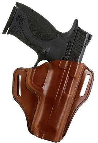 Bianchi Remedy Glock 17,22,31 Tan Leather 25028