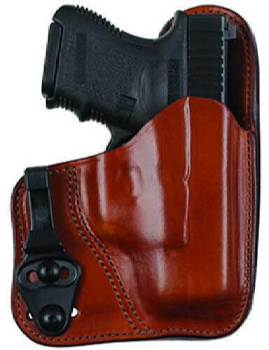 Bianchi Professional Tuckable S&W J-Frame, Ruger SP101 Tan 1 25940