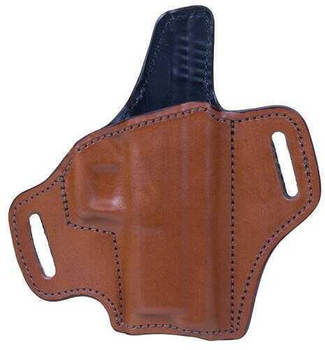 Bianchi Assent Glock 26,27 Black Leather 26164