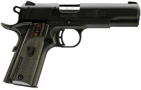 "Browning 1911-22 Compact Black Label 22 Long Rifle 3.5"" Barrel 10 Round Black Laminate Grip 051815490"