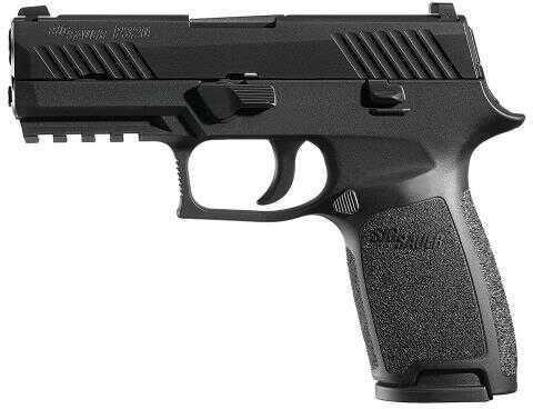 Sig Sauer Semi Auto Pistol SIG P320 45 ACP Carry 10 Round Mags BLack 320CA45B