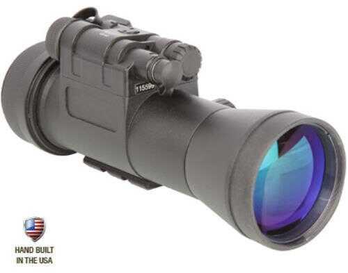 Night Optics USA Krystal 950 Gen 3 Gated Clip-on Night Vision Sight (24mm, manual gain) Model NS- 9503GM