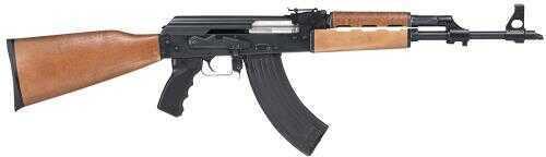 "Rifle Century Arms CIA N-PAP CA Comp SA 7.62X39 16.3"" 10+1 Wood Stock Black RI2087CAN"