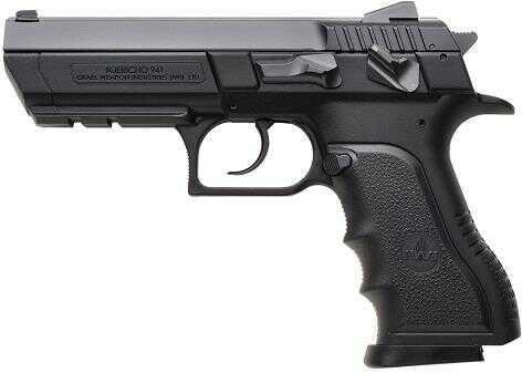 "Israel Weapon Industries US Jericho PL4 Double 40 S&W 4.4"" 12+1 Polymer Grip Black Semi Automatic Pistol J941PL4"