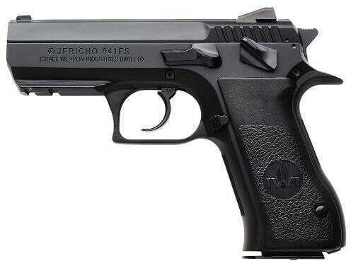 "Israel Weapon Industries 45ACP US Jericho FS45 Double Action 3.8""Barrel 10+1 Rounds Polymer Grip Black Semi Automatic Pistol J941FS45"
