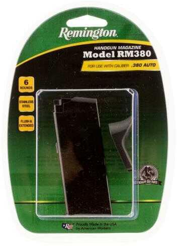 Remington Accessories 17679 RM380 380 Automatic Colt Pistol (ACP) 7 rd Black Finish
